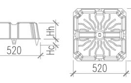 Cung cấp hộp coppha nhựa