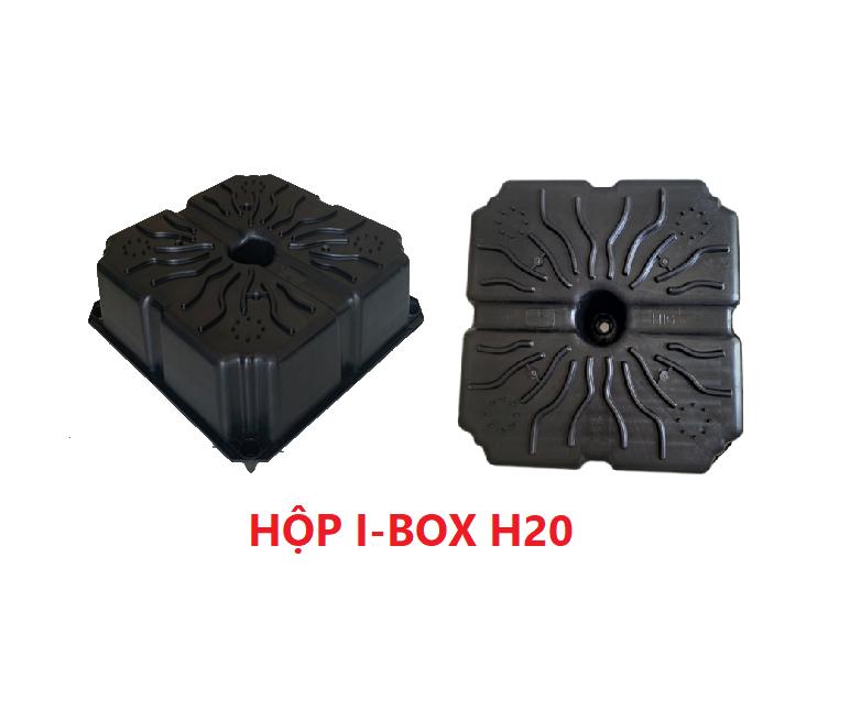 Hộp nhựa coppha I-Box H20