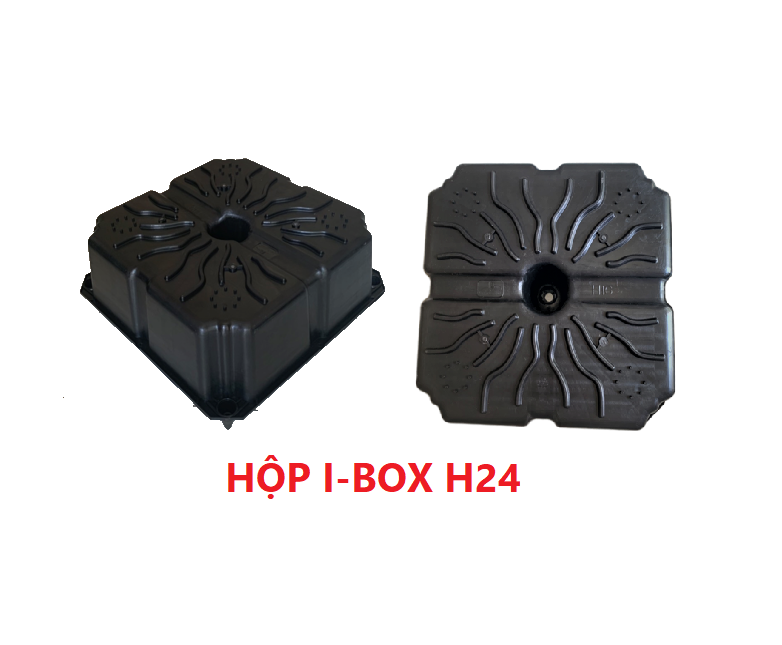 Hộp nhựa coppha I-Box H24