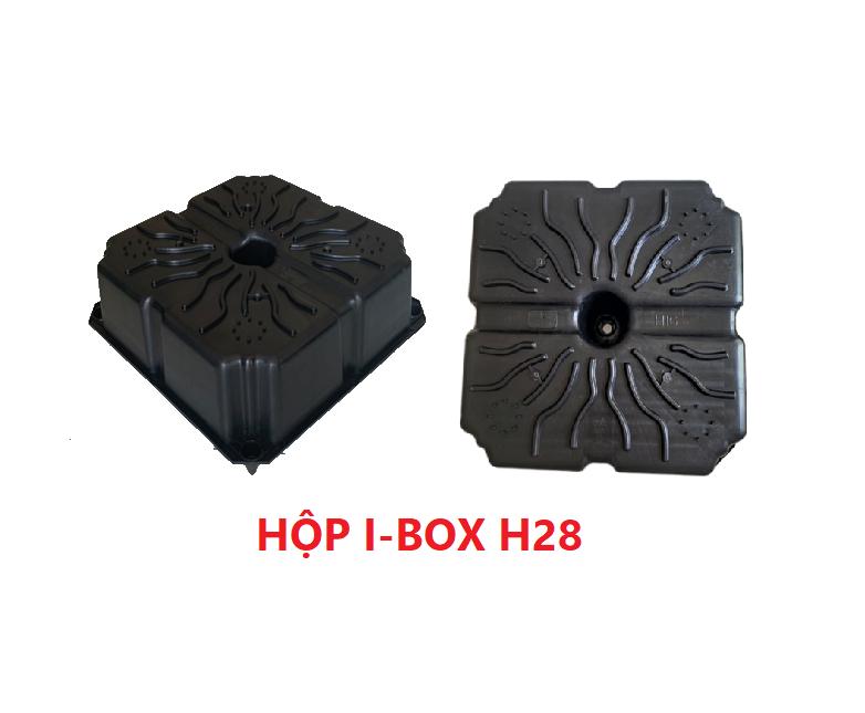 Hộp nhựa coppha I-Box H28