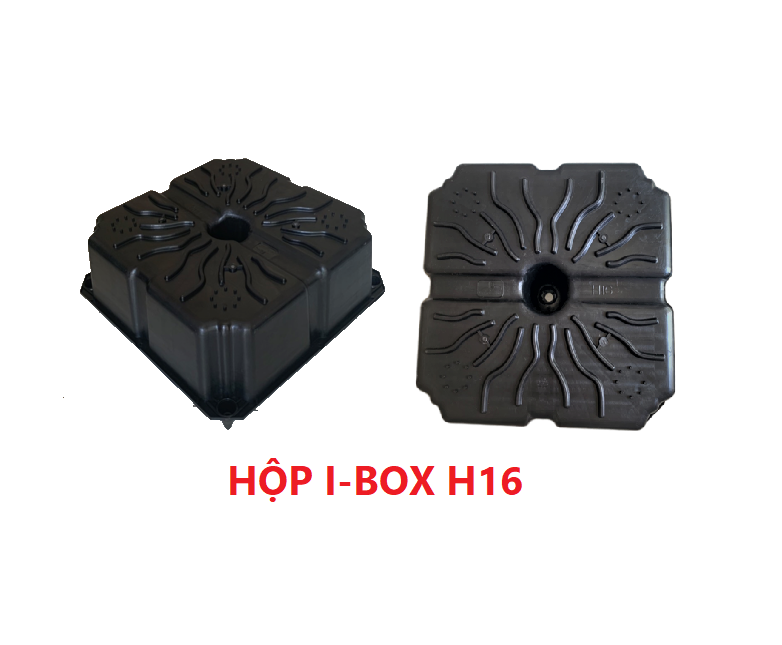 Hộp nhựa coppha I-Box H16