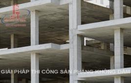 Giới thiệu giải pháp thi công sàn phẳng không dầm – IBST