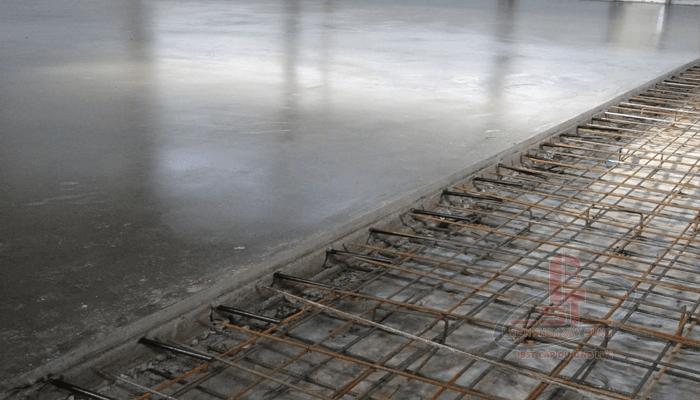 Quy trình thi công sàn phẳng bê tông