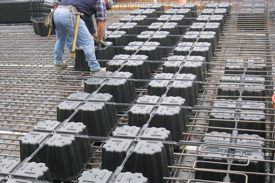 Kết cấu xây dựng sàn phẳng sàn tấm phẳng